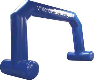 Arche-gonflable-imprimée-baillargues